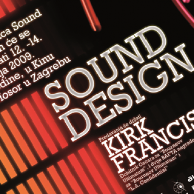 FILM LITERACY: SOUND DESIGN WORKSHOP
