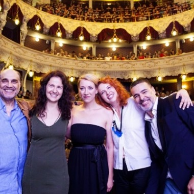 """An emotional welcome for """"You Carry Me"""" at the 50th Karlovy Vary"""