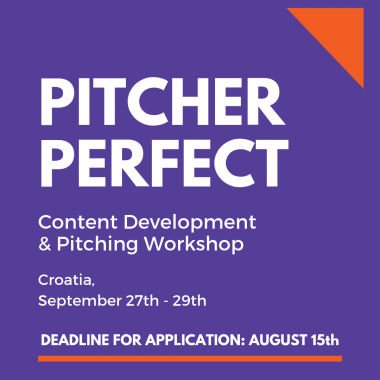 Call for Applications for International PITCHER PERFECT Workshop in Croatia are now open!