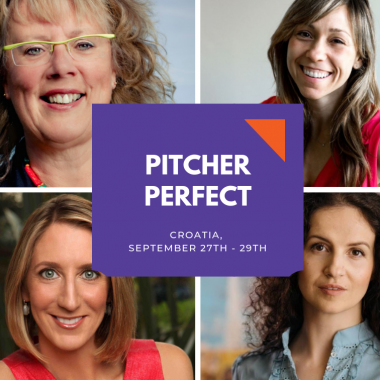 EXTENDED DEADLINE - Apply now for Pitcher Perfect Workshop 2019